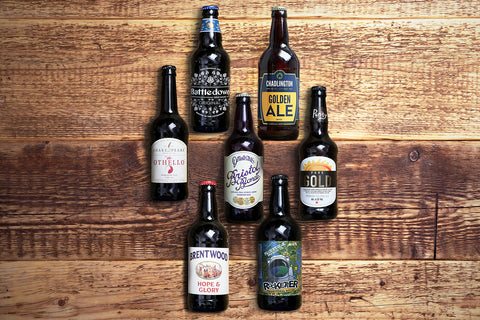 Real Ale Selection by British Drinks Store