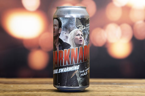 Northern Monk - Sharknado - Blood Orange IPA - 5.5% 44CL