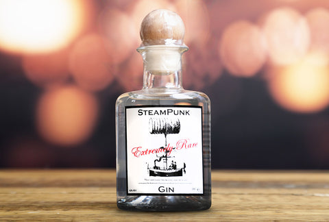 Steampunk - Extremely Rare - Gin - 20CL