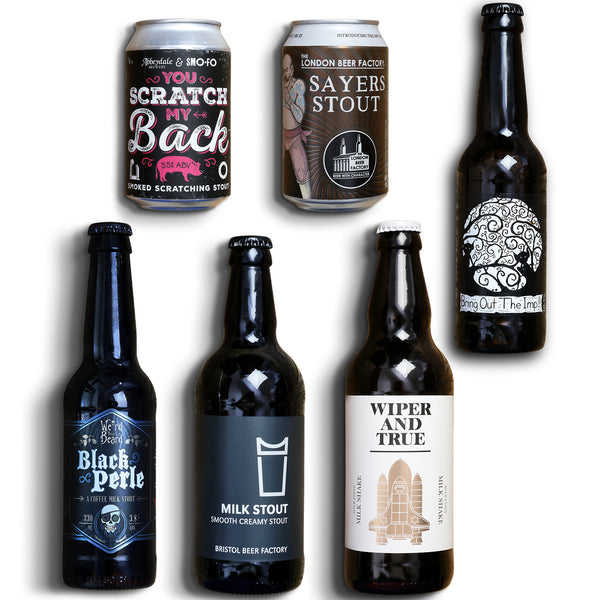 Craft Stout Box Selection