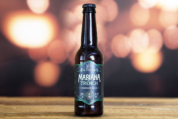 Weird Beard - Mariana Trench - Transpacific Pale Ale - 5.3%