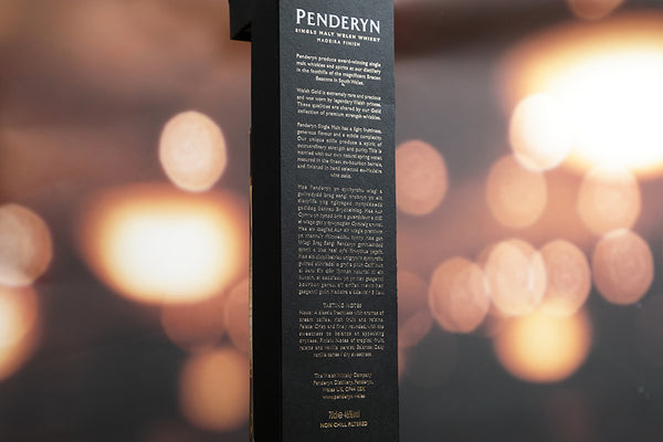 Penderyn Welsh Whisky Single Malt