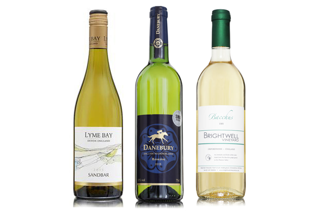 English White Wine Trio Selection
