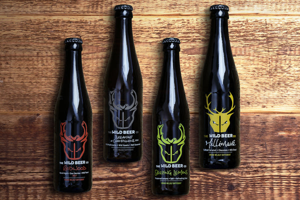 Wild Beer Co 4 Pack