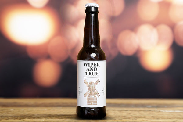 Wiper and True - XX - Wheat Beer - 5%