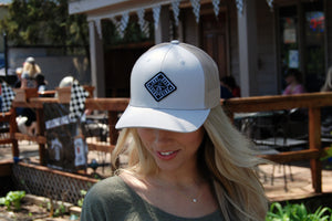 THE AVENUE TRUCKER HAT - TAN/TAN - Indy Over Everything