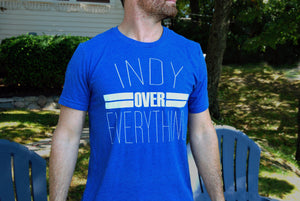 IOE Colts 2018 Tee - Indy Over Everything