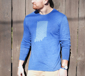 Crossroads Longsleeve Tee - Indy Over Everything