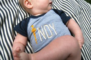 Indy Torch Onesie - Indy Over Everything