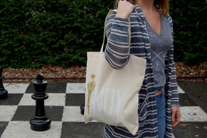 Torch Tote Bag - Indy Over Everything