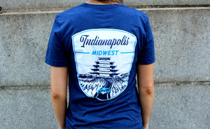 THE PAGODA TEE - Indy Over Everything