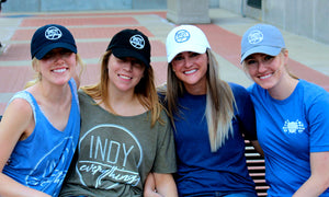 2018 DAD HAT - NAVY - Indy Over Everything