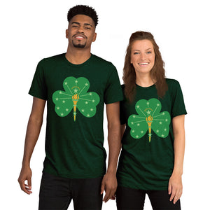 2020 St. Patty's Day Limited Edition Tee (Touch O' Gold Edition) - Indy Over Everything