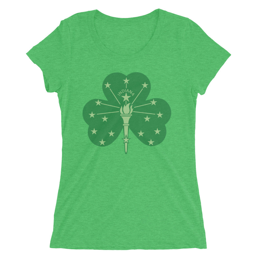 2020 St. Patty's Day Shirt (Ladies' Cut) - Indy Over Everything