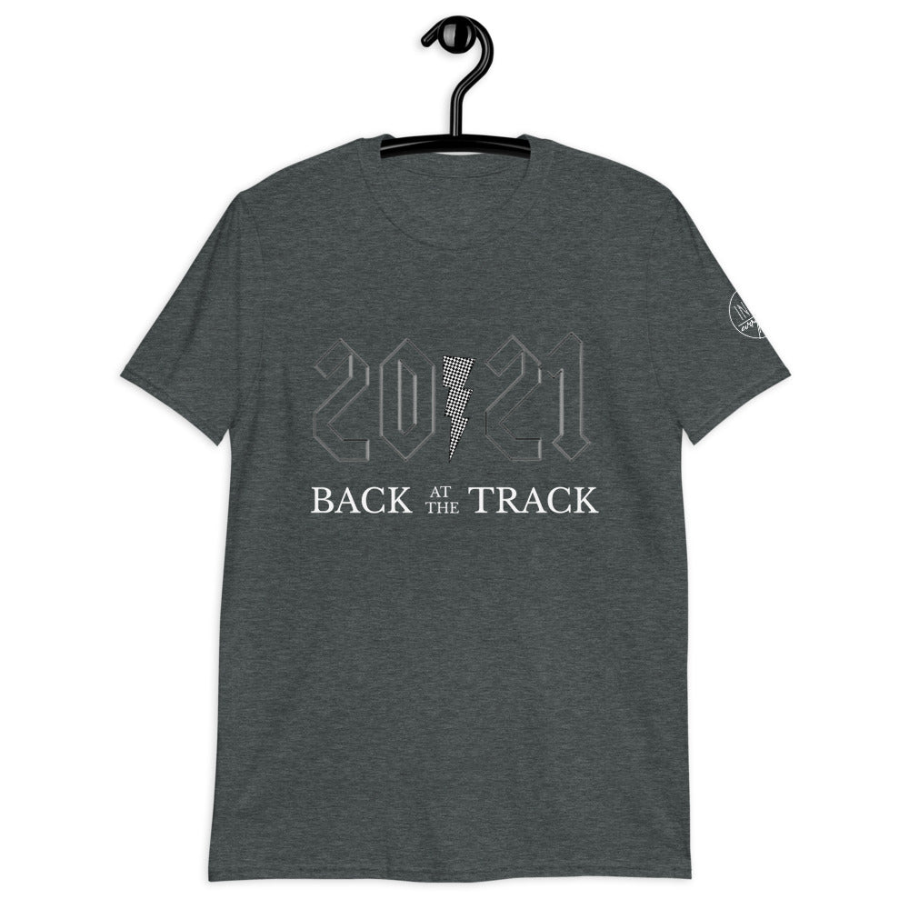 """Back at the Track"" Indy 500 Shirt"