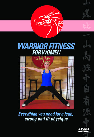 WARRIOR FITNESS FOR WOMEN PART 1 - Everything you need for a lean, strong and fit physique.