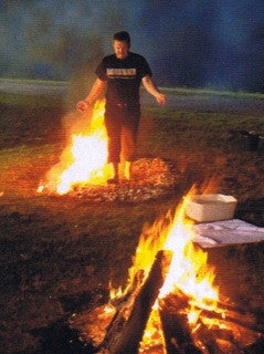 FIREWALKING EXPERIENCE (ARE YOU READY TO WALK THROUGH FIRE TO REACH YOUR DREAMS?)