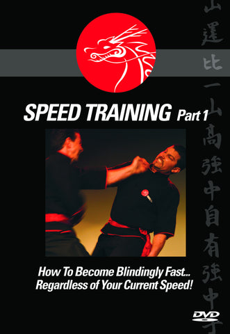 SPEED TRAINING Part 1
