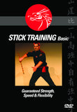 STICK TRAINING COMBO - 3 Levels: Basic, 1 & 2