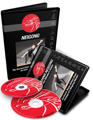 NEIGONG: The Ancient Wudang Method for Energy & Fitness (that few have ever seen)!
