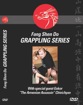 GRAPPLING SERIES (with Gokor Chivichyan - 2 Disc Set)
