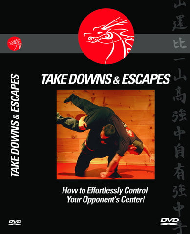 TAKE DOWNS & ESCAPES PART 1