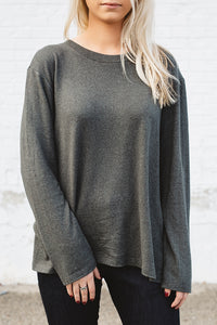 Modal Knit Sweater (Ivy)