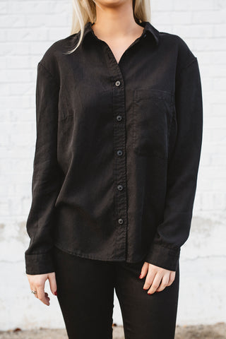 Buttondown (Black)