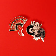 Black Swan Hard Enamel Pin