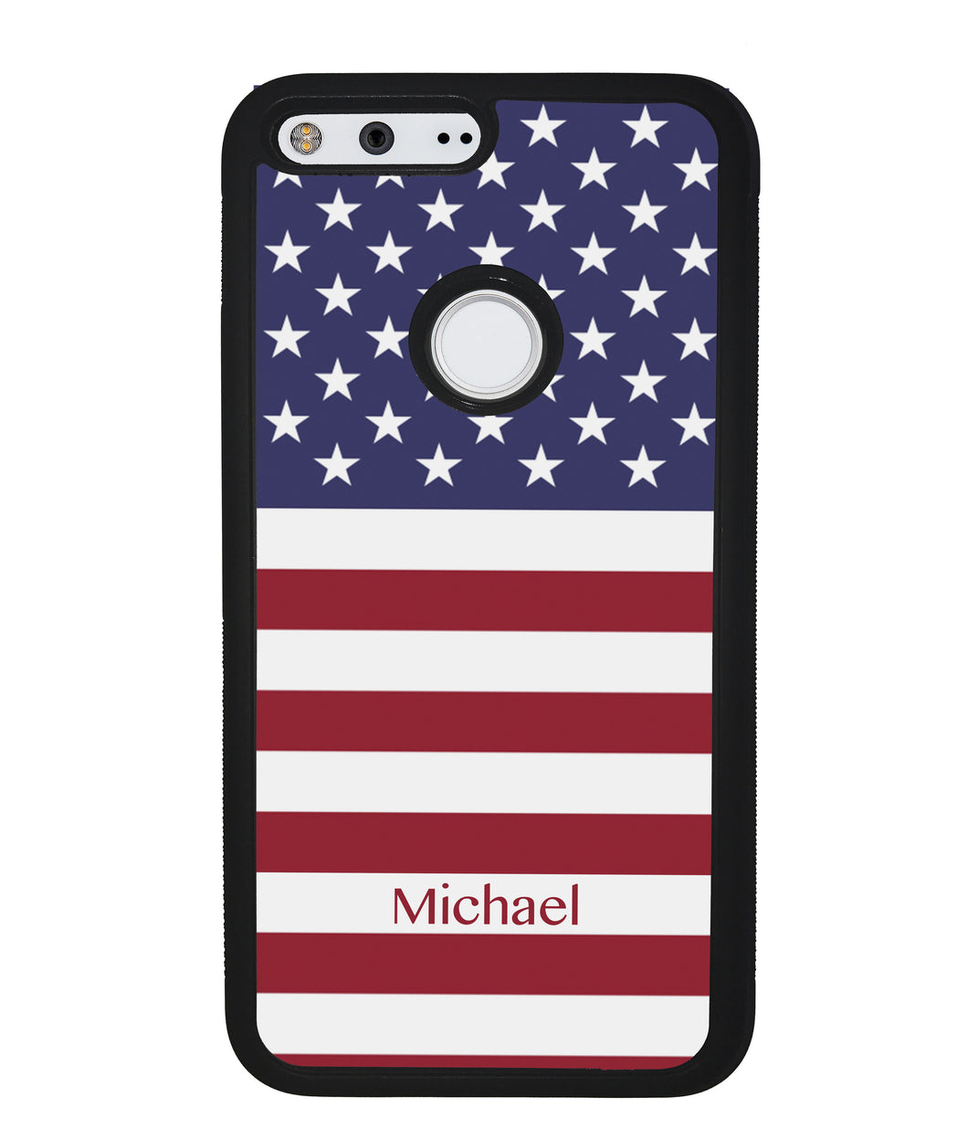 United States of American Flag Personalized | Google Phone Case