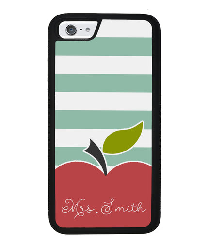 Apple Bars Personalized | Apple iPhone Case