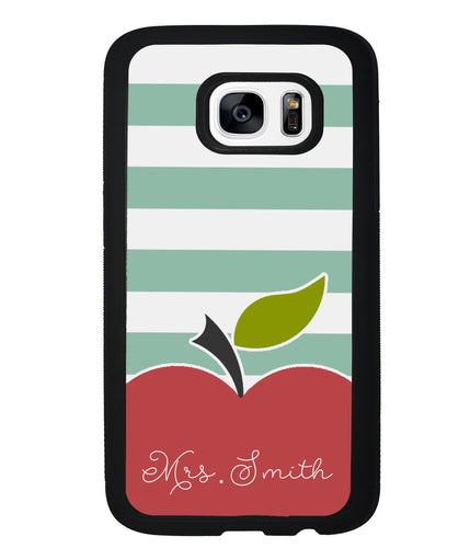Apple Bars Personalized | Samsung Phone Case