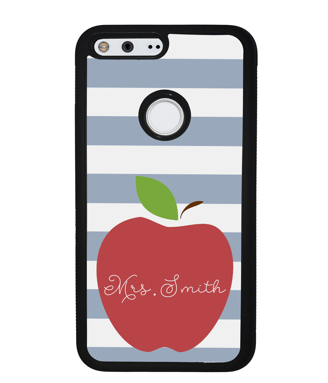 Teachers Appreciation Gift Apple Bars Personalized | Google Phone Case
