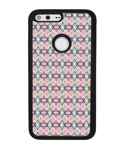 Arizona Tribal Pattern in Pink or Tan | Google Case