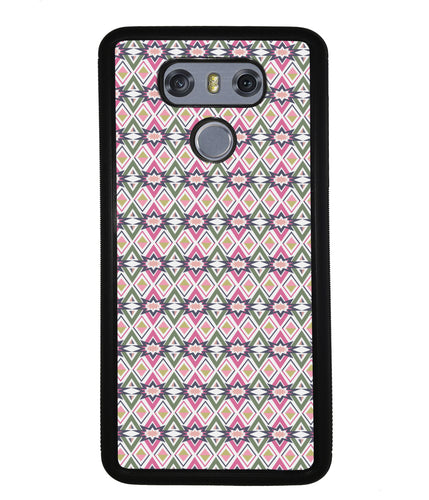 Arizona Tribal Pattern in Pink or Tan | LG Case