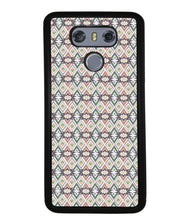 Arizona Tribal Pattern in Pink or Tan | LG Phone Case