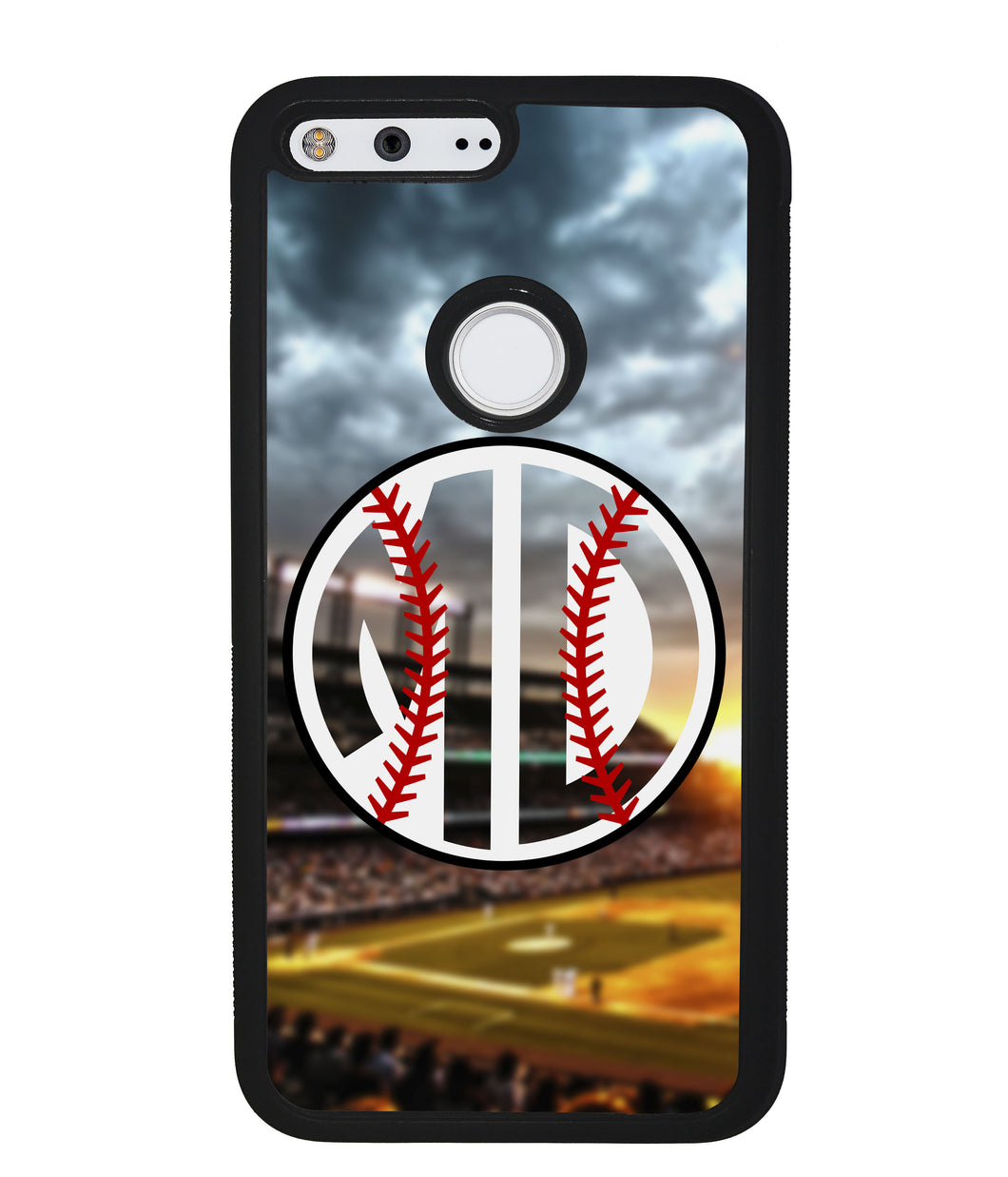Baseball Monogram | Google Phone Case