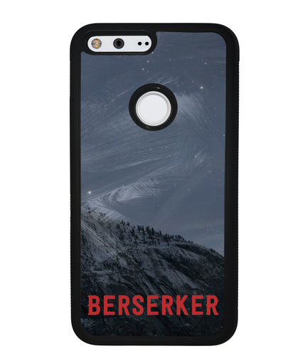 Emmy Laybourne Berserker | Google Phone Case