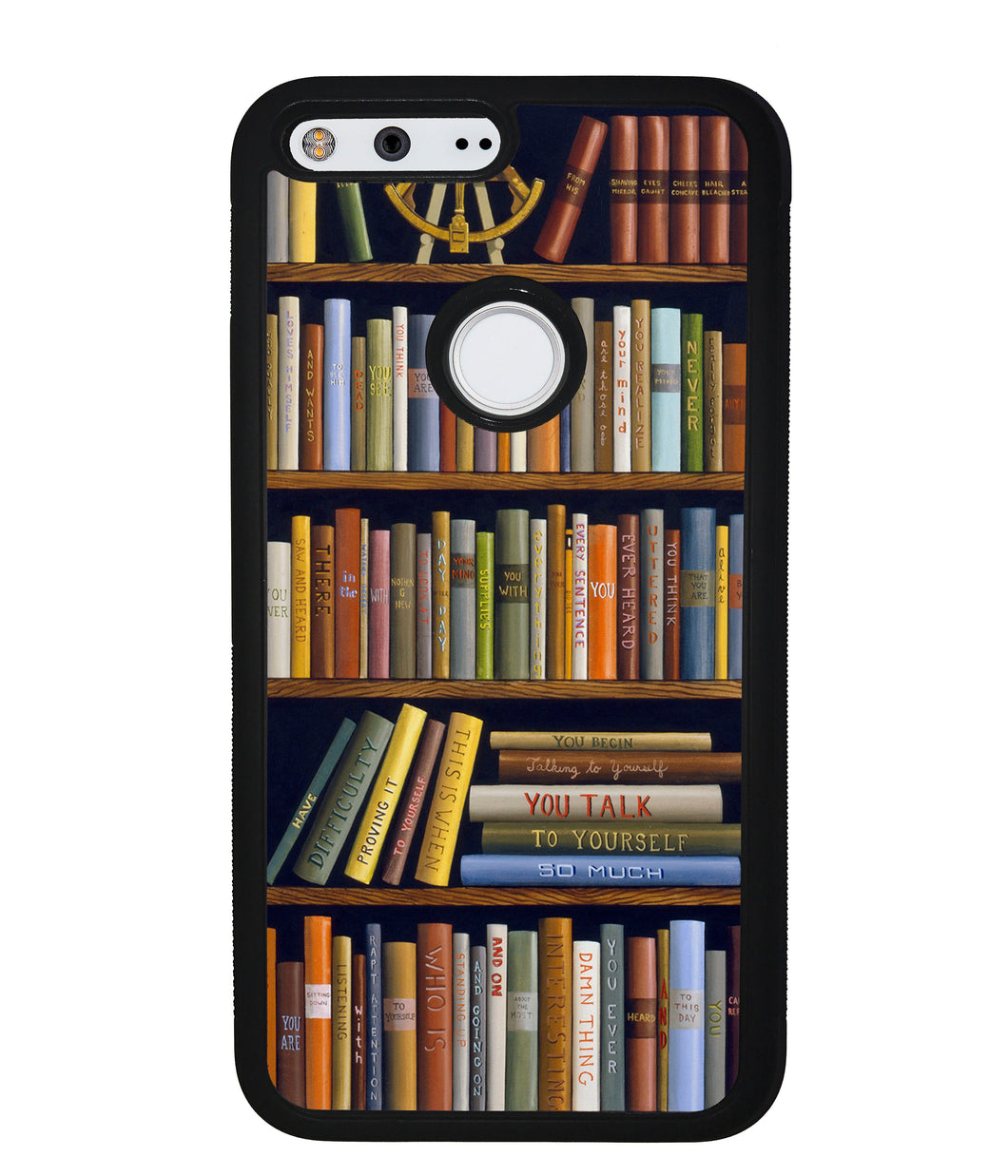 Book Shelf | Google Phone Case