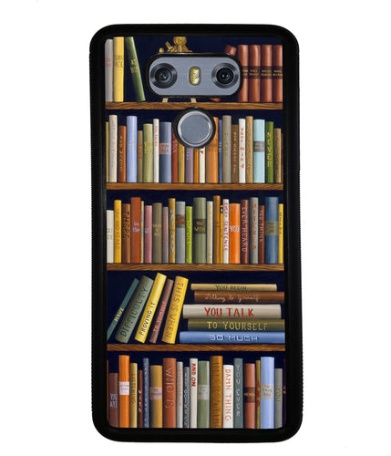Book Shelf | LG Case