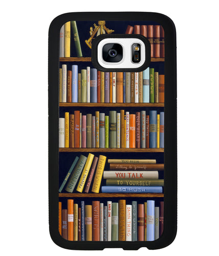 Book Shelf | Samsung Phone Case