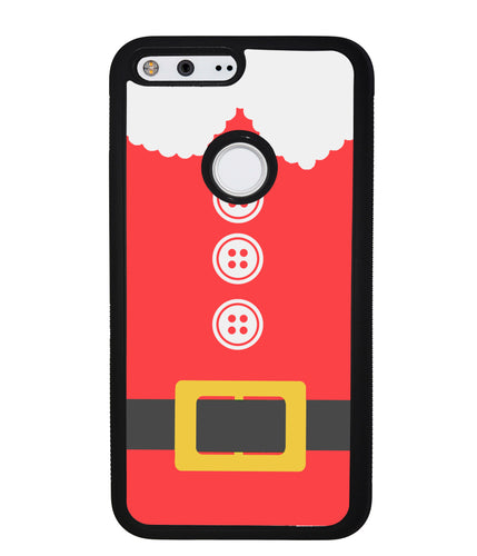 Christmas Santa Clause Suit | Google Phone Case
