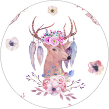 Vintage Deer Dream Catcher Phone Stand