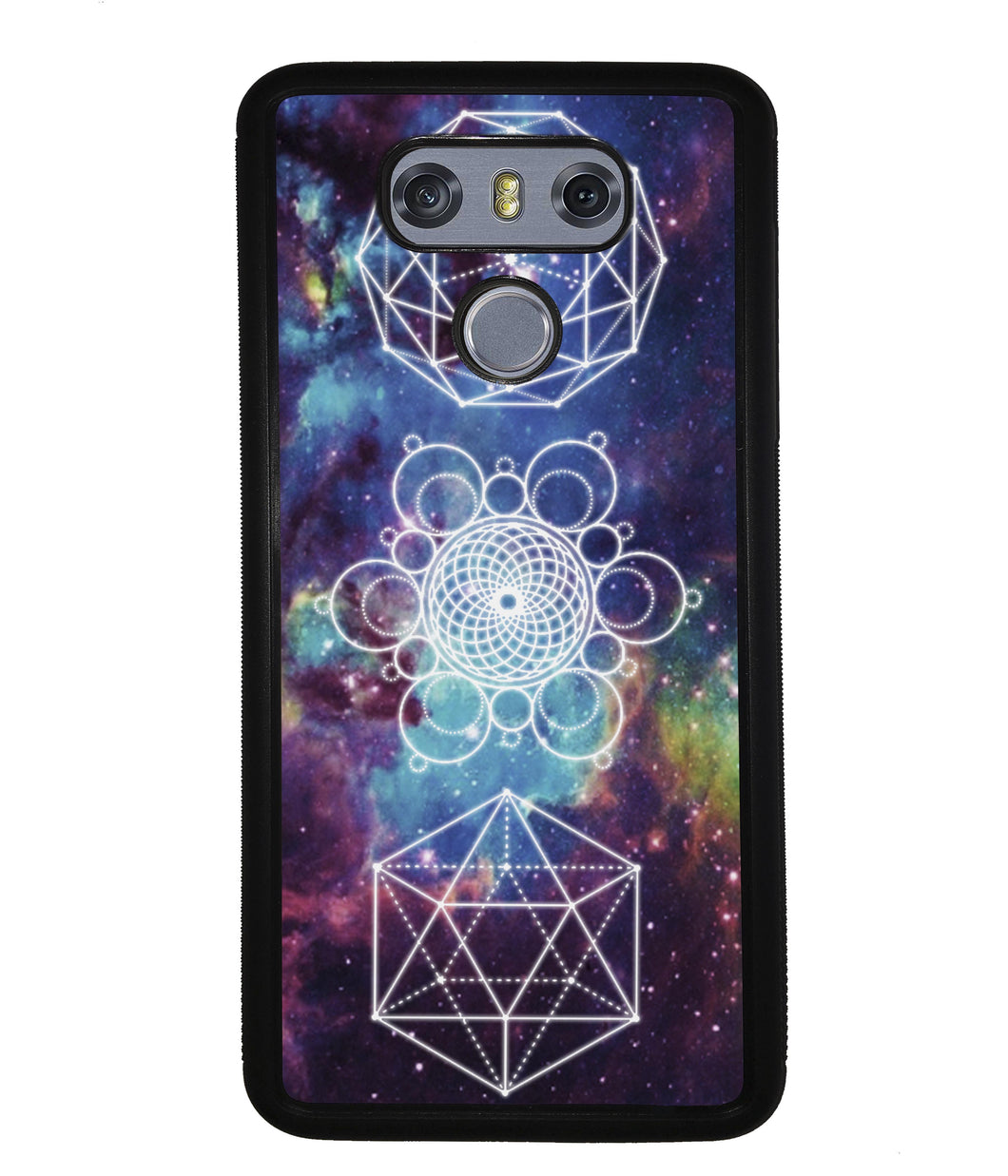 Divine Patterns Of The Universe | LG Phone Case