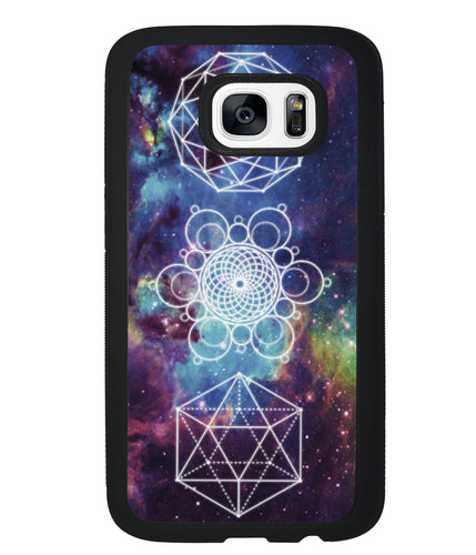 Divine Patterns Of The Universe | Samsung Case