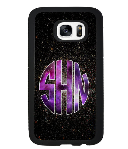Galaxy Monogram | Samsung Phone Case