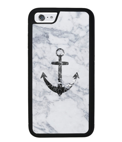 Marble Anchor | Apple iPhone Case