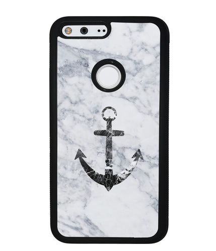 Marble Anchor | Google Phone Case