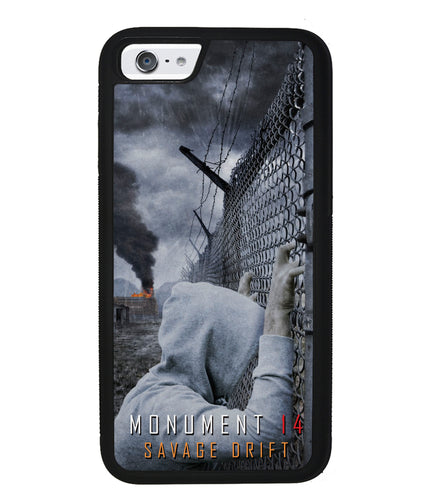 Emmy Laybourne Monument 14 Savage Drift | Apple iPhone Case