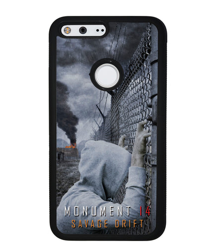Emmy Laybourne Monument 14 Savage Drift | Google Phone Case